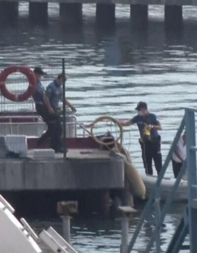 Denize açılan dört kişiden biri alkol komasına girdi    Video