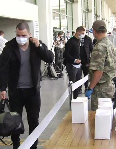 Son dakika: İşte askere alınacaklar için salgın önlemleri   Video