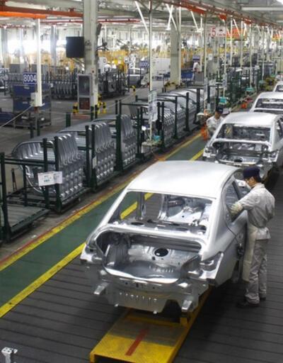 Otomotiv üretimi yüzde 34, ihracat yüzde 38 azaldı