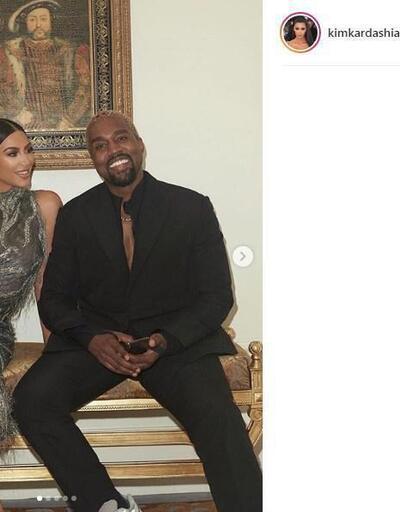 Kim Kardashian'dan Kanye West'e: Hayat sensiz olmaz!