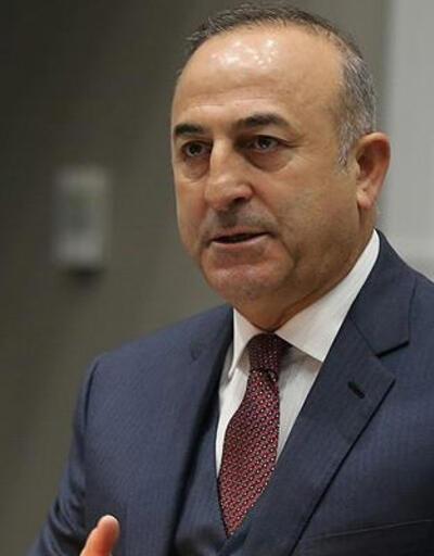 Son dakika: Bakan Çavuşoğlu'ndan İsrail'in ilhak planına tepki