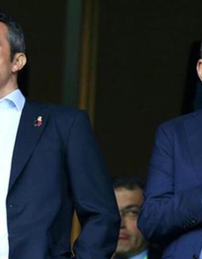 Son dakika haberi: Ali Koç ve Semih Özsoy, PFDK'ya sevk edildi!