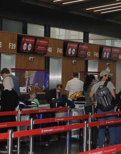 Son dakika haberi: İstanbul Havalimanı'nda yurt dışı uçuşlar başladı