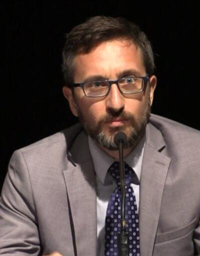 Son Dakika: İletişim Başkanı Fahrettin Altun'dan twitter açıklaması | Video