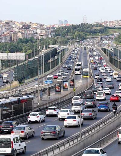 Son dakika... İstanbul trafiğinde yoğunluk!