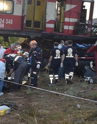 Son dakika! İki yük treni çarpıştı: Ölü ve yaralılar var   Video