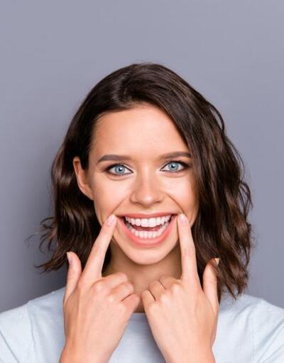 Karbonat ve elma sirkesi dişlere zarar veriyor