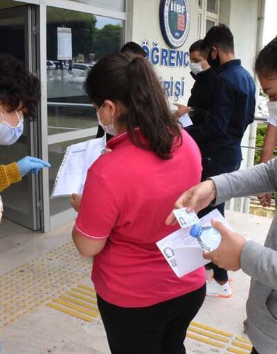 Son dakika: Koronavirüs sürecinde ilk sınav!