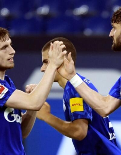Schalke 04'ün galibiyet hasreti 13 maça çıktı