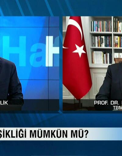 Mustafa Şentop, TBMM gündemindeki kritik konuları ve salgın sonrası normalleşme sürecini Hafta Sonu'nda değerlendirdi