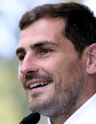 Iker Casillas adaylığını geri çekti