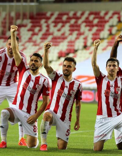 Sivasspor 3. sıraya yükseldi