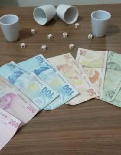 Yardımlaşma derneğine kumar operasyonu