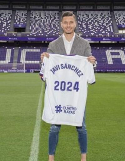 Javi Sanchez Real Madrid'den ayrıldı