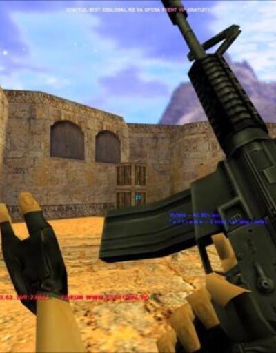 Counter Strike 1.6 artık tarayıcılardan oynanabiliyor