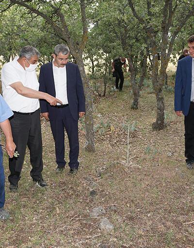 Son dakika: Yunan işgalinde öldürülen Türklerin mezarı bulundu  | Video