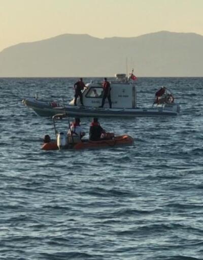 Hesabı ödememek için denize atladı, sahil güvenlik yakaladı