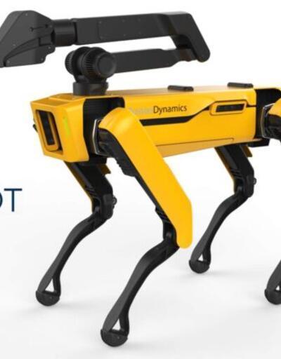 Boston Dynamics Spot robot devrimi mi yapacak?