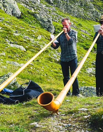 Alphorn; köknar ağacından İsviçre ulusal enstrümanına… | Video