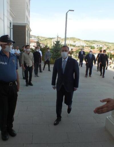 Yozgat Valisi Ziya Polat, görevine başladı