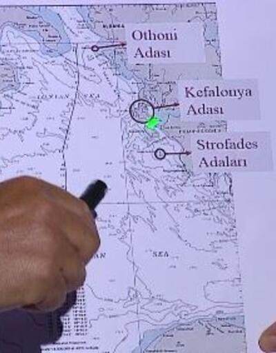 Son dakika: Ege ve Doğu Akdeniz satrancı! Bakan Çavuşoğlu haritada tek tek gösterdi | Video
