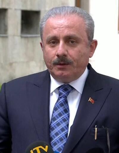 Son dakika...  AK Parti'nin TBMM Başkanı adayı belli oldu: Şentop'tan ilk açıklama   Video