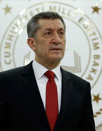 """Milli Eğitim Bakanı Ziya Selçuk'tan """"LGS"""" açıklaması"""