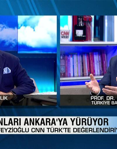 Metin Feyzioğlu, Türkiye'nin gündemindeki adalet ve siyaset tartışmalarını Hafta Sonu'nda değerlendirdi