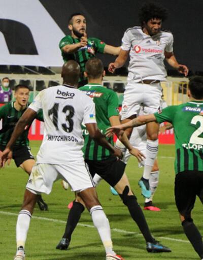Denizlispor - Beşiktaş: 1-5