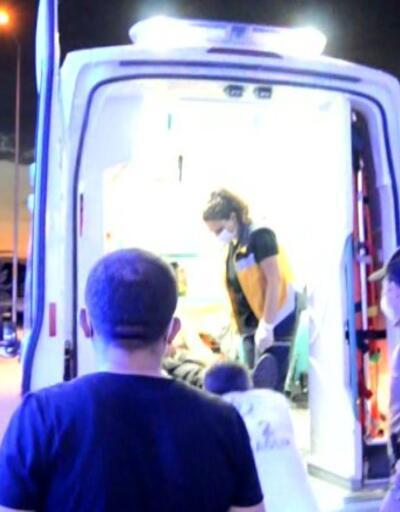 Aksaray'da sürücü terör estirdi   Video
