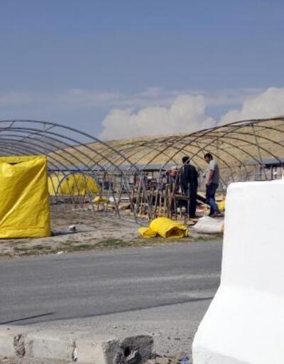 Yenimahalle'de kurban satış yerleri için başvurular başladı