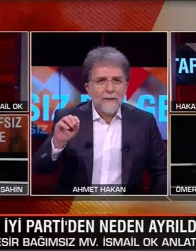 Bağımsız Milletvekili İsmail Ok İYİ Parti'den istifa sürecini anlattı