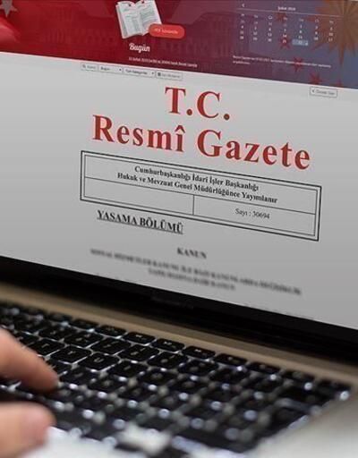 Resmi Gazete'de yayımlandı: 6 üniversiteye rektör ataması