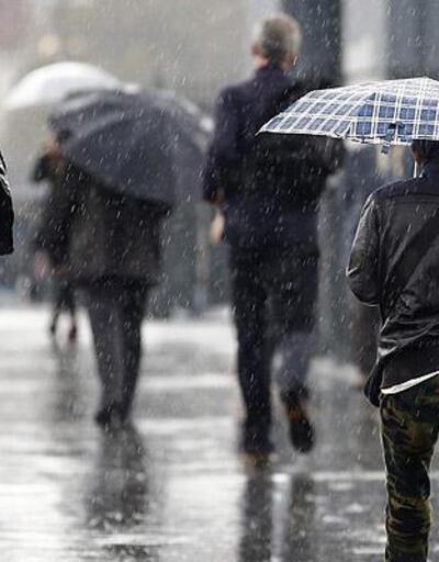 Meteorolojiden Marmara ve Karadeniz için sağanak uyarısı