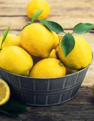 Limonun bir yararı daha ortaya çıktı!