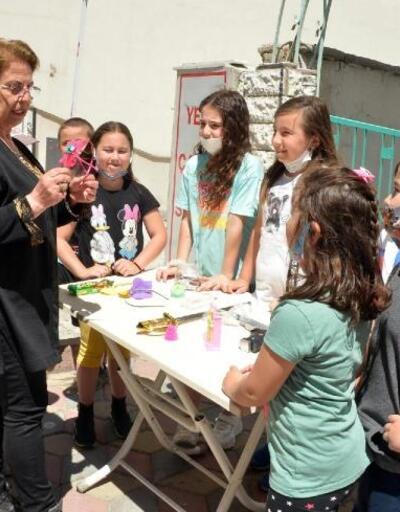 Yozgat'ta çocuklardan örnek davranış
