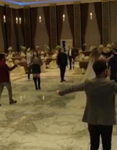 Kaçak düğünler durdurulamıyor | Video