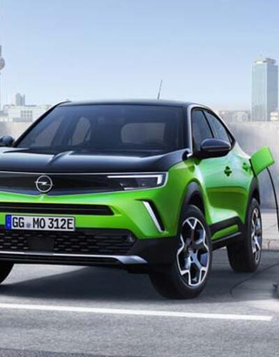 """Opel Mokka'ya """"PSA"""" DNA'sı geliyor"""