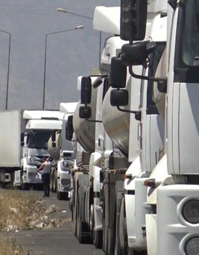 Habur Sınır Kapısı'nın açılması üretimi artırdı | Video