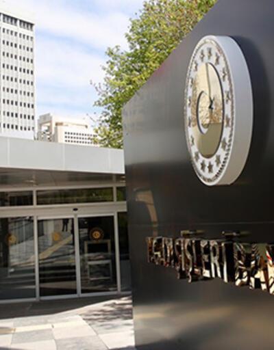 Dışişleri Bakanlığı: AB'nin, Kıbrıs Türklerini yok sayan teklifi ciddiyetten uzak