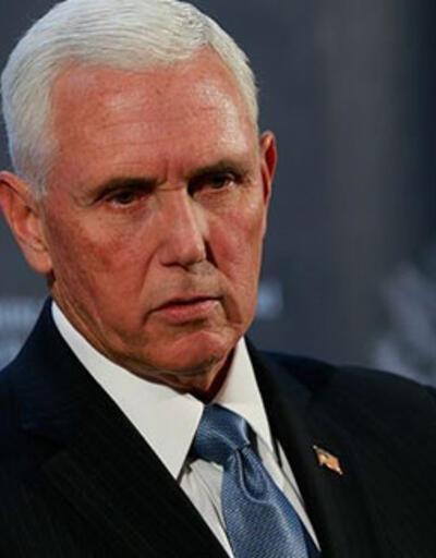 ABD Başkan Yardımcısı Pence, koronavirüs nedeniyle ziyaretlerini erteledi