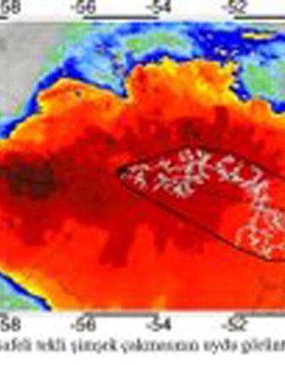 Dünya Meteoroloji Örgütü açıkladı! Tam 700 kilometre uzunluğunda
