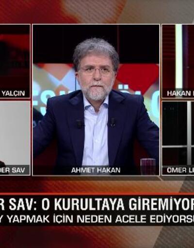Önder Sav'dan CNN TÜRK'te dikkat çeken açıklamalar | Video
