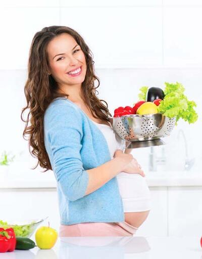 Hamilelikte doğru beslenmenin kuralları