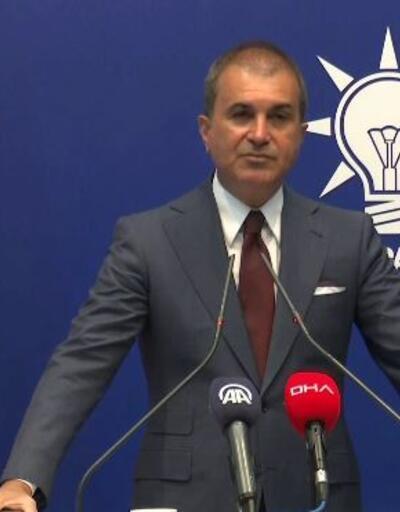 Son dakika haberi... AK Parti Sözcüsü Çelik: Libya'da suç işleyen Fransa'dır   Video