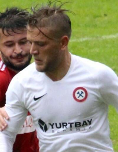 Zonguldak Kömürspor'da koronavirüs vakası
