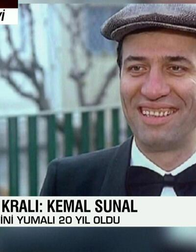 Son dakika: Gülüşüne dünyaları sığdıran Kemal Sunal'sız 20 yıl | Video
