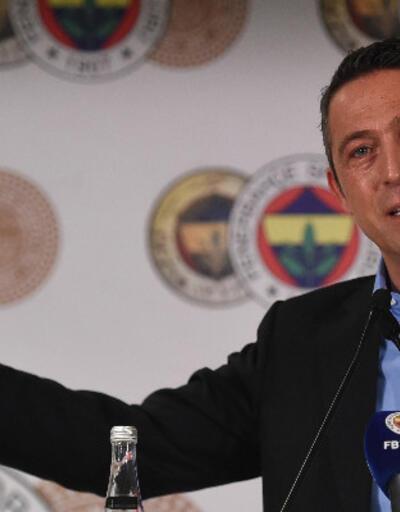 Ali Koç: Fenerbahçe şike yapmamıştır, asla da yapmaz