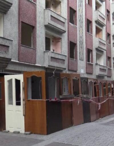 21 yıldır yıkılamayan bina   Video