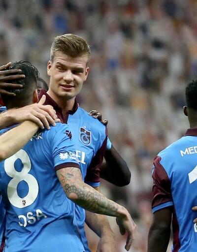 Galatasaray 1-3 Trabzonspor MAÇ ÖZETİ